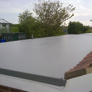 Rubber Flat Roofs Doncaster | CL Roofing | Flat Rubber Roofing