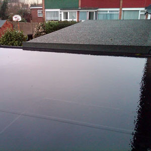 Rubber Roofing Repair